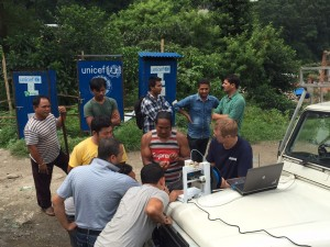 Nepal-Mark-demonstrates-the-usefulness-of-a-3D-printer-in-the-field-while-making-a-new-water-pipe-connector